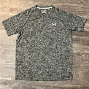 Mens Under Armour Heat Gear T-Shirt